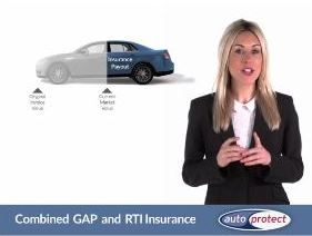 Combined Guaranteed Asset Protection from Motorseeker UK!