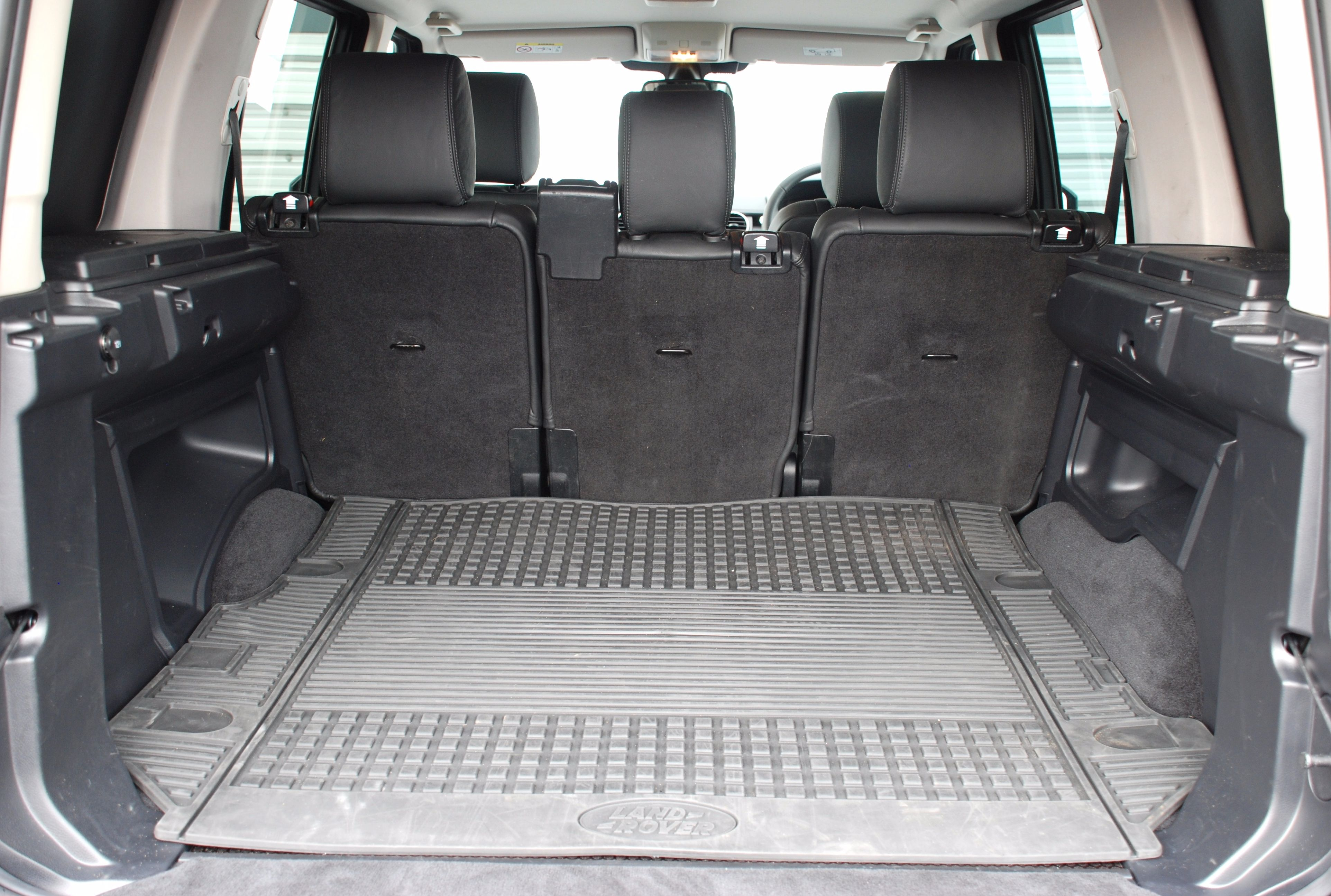 Land Rover Discovery Commercial Seat Conversion - latest delighted customer!