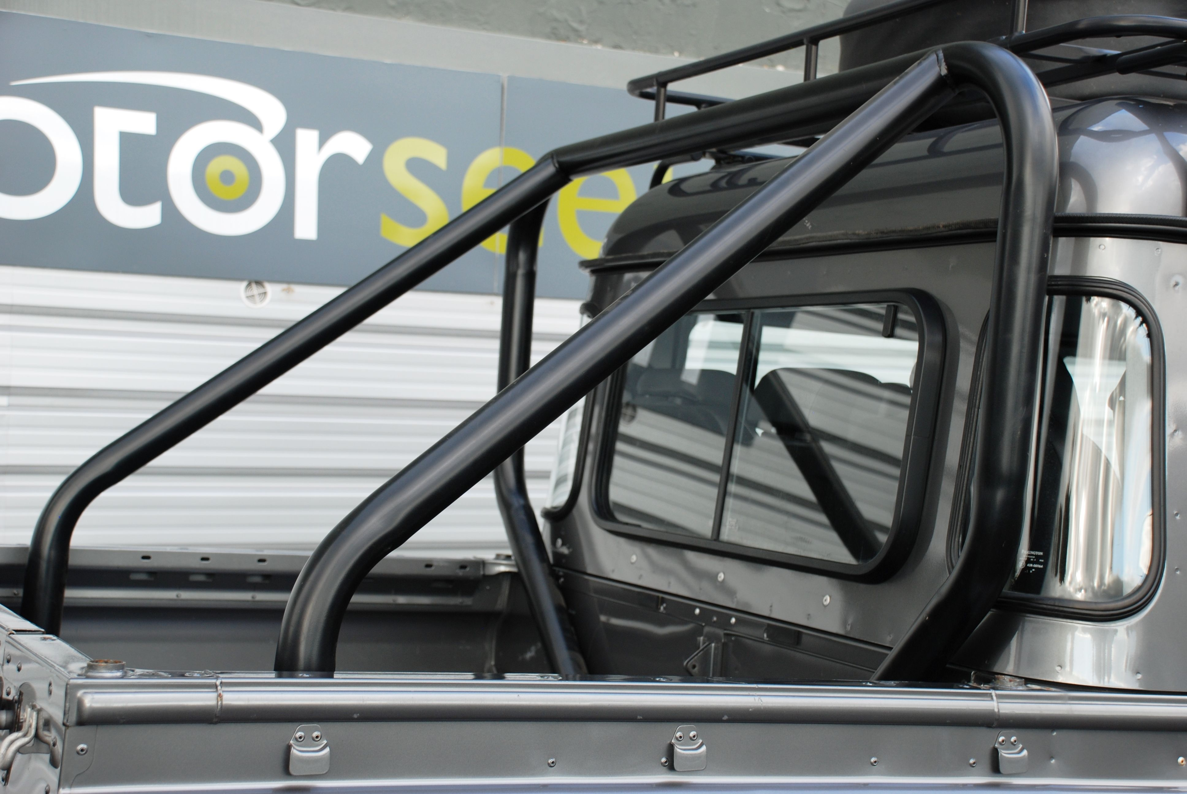 "Defender Roll Hoops Supply and Fit for ""Buy it Now"" price of only £595 + VAT!!"