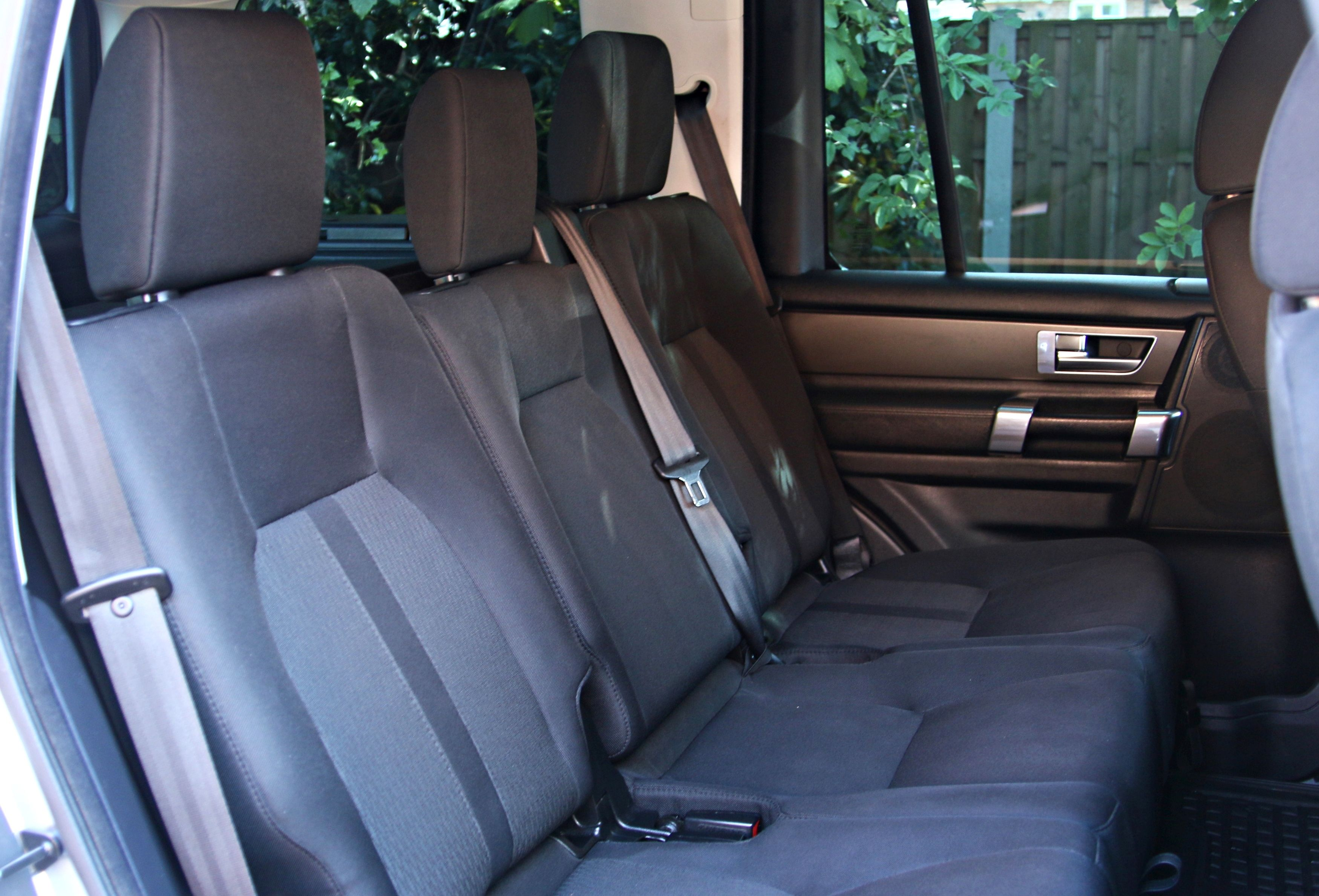 Rear Seat Conversions For Used Land Rover Commercial