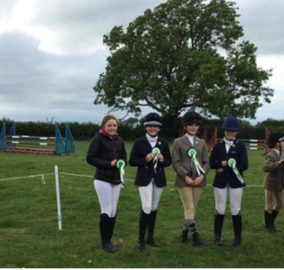 Rufford Pony Club success - update