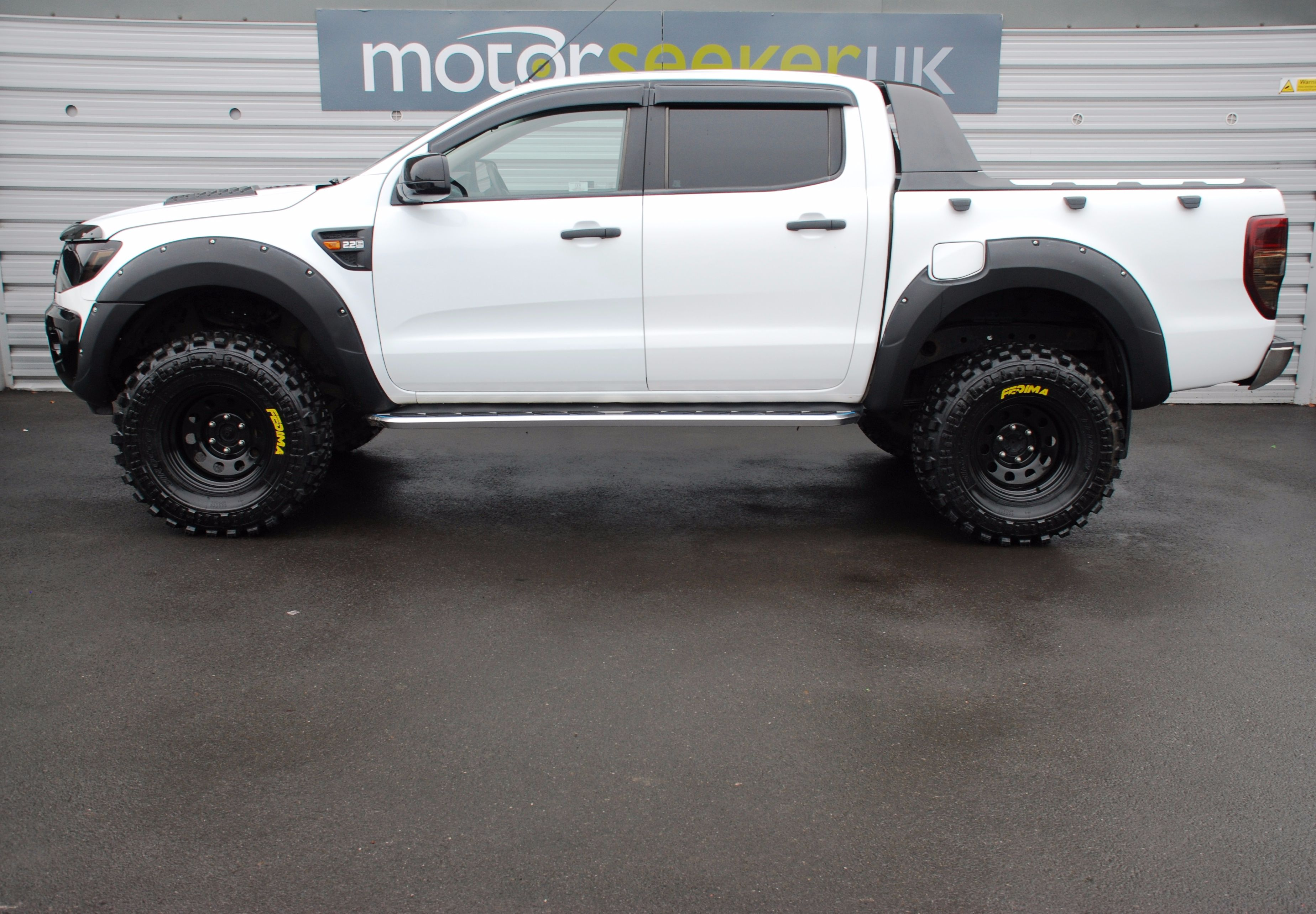 First Ford Ranger Seeker RAPTOR Edition - from Seeker Styling
