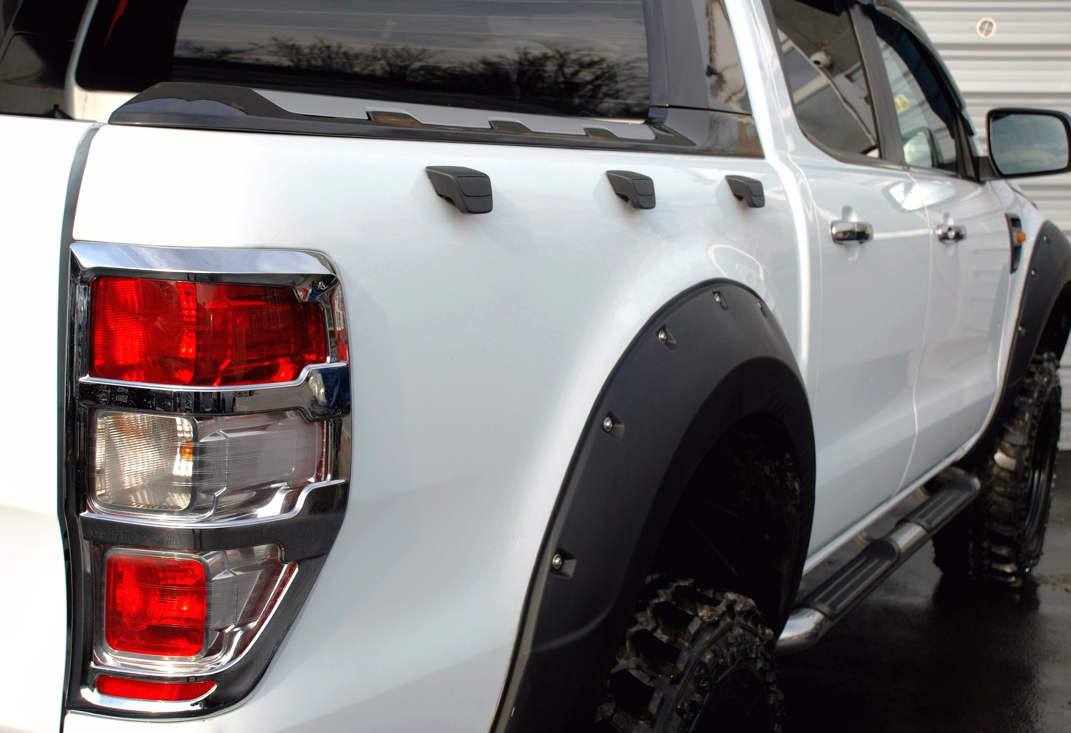Our Ford Ranger Seeker Raptor Edition - A HUGE SUCCESS!