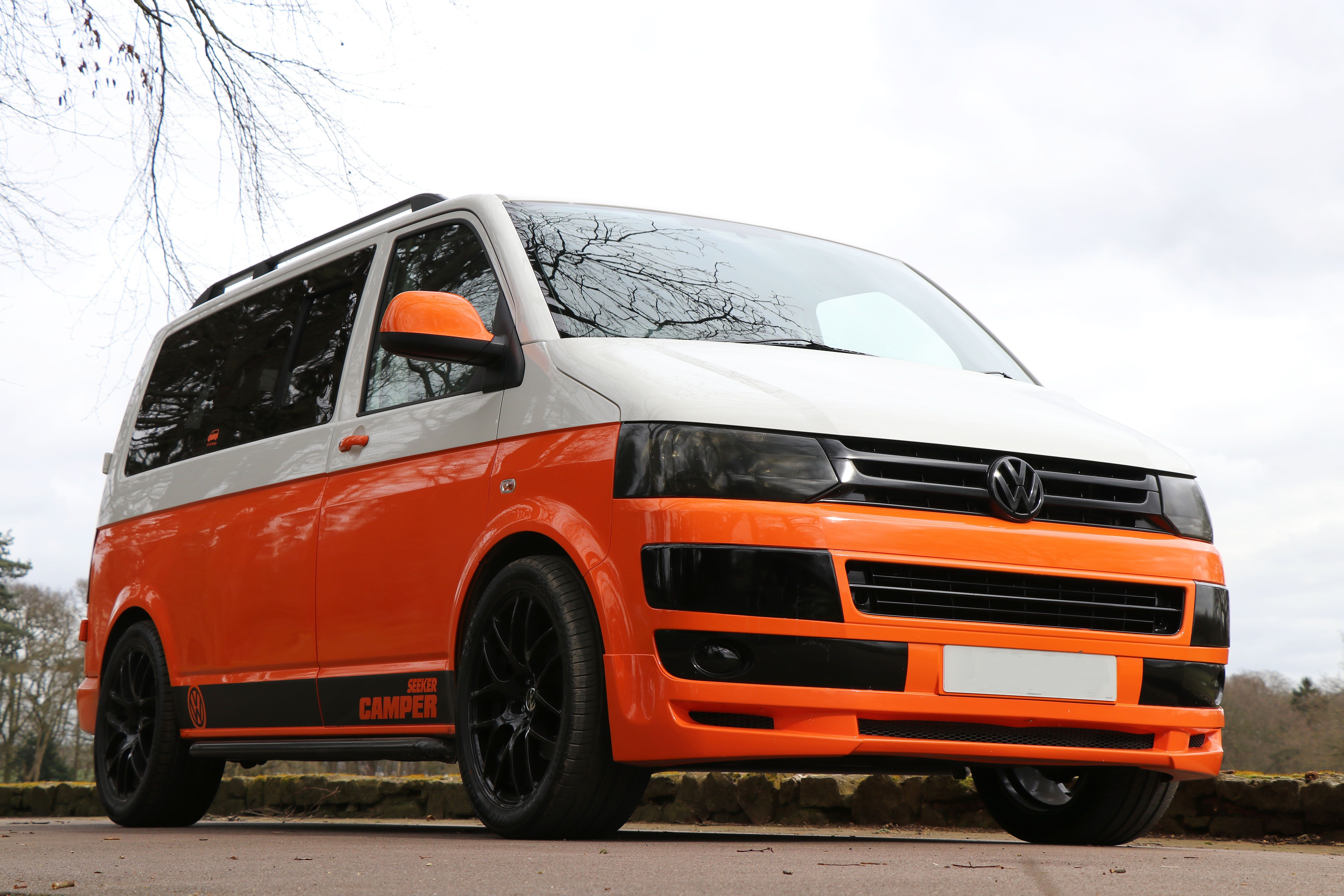 Introducing our SEEKER Camper - a conversion for the VW Transporter T6!